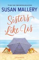 Cover image for Sisters like us. bk. 4 Mischief Bay series