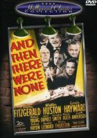 Cover image for And then there were none [videorecording DVD] (Barry Fitzgerald version)
