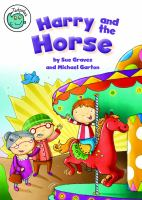 Cover image for Harry and the horse : Tadpoles series