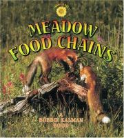 Cover image for Meadow food chains
