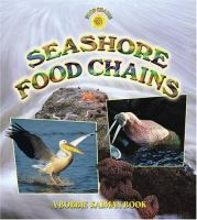 Cover image for Seashore food chains