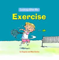 Cover image for Exercise