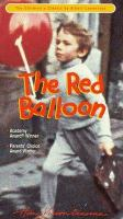 Cover image for The red balloon