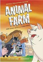 Cover image for Animal farm (animated version)
