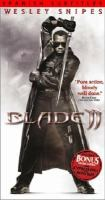 Cover image for Blade II