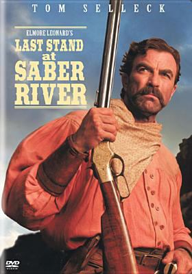 Cover image for Last stand at Saber River