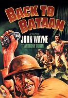 Cover image for Back to Bataan