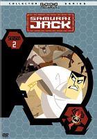Cover image for Samurai Jack. Season 2, Complete [videorecording DVD]