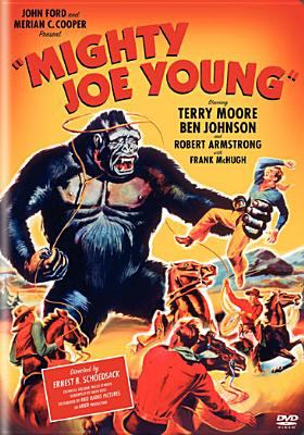 Imagen de portada para Mighty Joe Young (Terry Moore version)