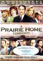 Imagen de portada para A prairie home companion