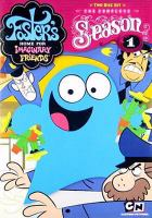 Cover image for Foster's Home for Imaginary Friends. Season 1, Complete [videorecording DVD]