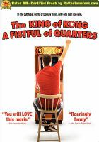 Cover image for The king of Kong a fistful of quarters