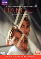 Cover image for Hamlet [videorecording DVD] (David Tennant version)