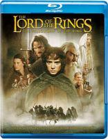 Cover image for The lord of the rings. Part 1 [videorecording Blu-ray] : The fellowship of the ring