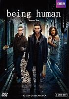 Cover image for Being human (BBC version) Season 2, Complete (BBC version)