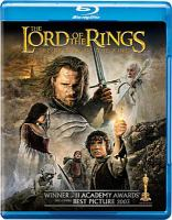 Cover image for The lord of the rings. Part 3 The return of the king