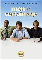 Cover image for Men of a certain age. Season 1, Complete
