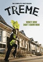 Cover image for Treme. Season 1, Disc 1