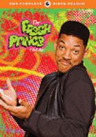 Cover image for The fresh prince of Bel-Air. Season 6, Complete