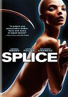 Cover image for Splice