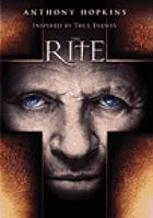 Imagen de portada para The rite
