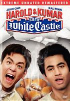 Cover image for Harold & Kumar go to White Castle [videorecording DVD]