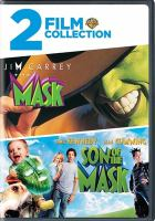 Cover image for The mask [videorecording DVD] ; Son of the mask