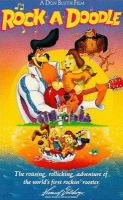 Cover image for Rock-a-doodle