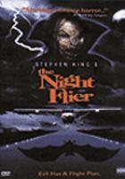 Imagen de portada para The Night flier [videorecording DVD]