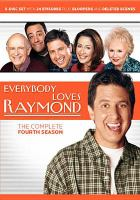 Cover image for Everybody loves Raymond. Season 4, Complete