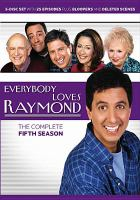 Cover image for Everybody loves Raymond. Season 5, Complete