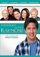 Cover image for Everybody loves Raymond. Season 7, Complete