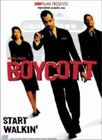 Cover image for Boycott [videorecording DVD]
