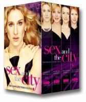 Cover image for Sex and the city. Season 3, Complete