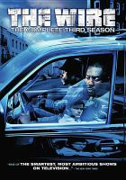 Cover image for The wire. Season 3, Complete
