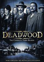 Cover image for Deadwood. Season 3, Disc 2