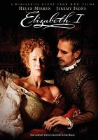 Cover image for Elizabeth I (Helen Mirren version)