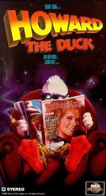 Cover image for Howard the Duck