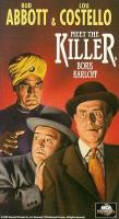 Cover image for Bud Abbott and Lou Costello meet the killer, Boris Karloff