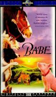 Cover image for Babe a litle pig goes a long way