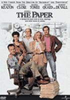 Imagen de portada para The paper [videorecording DVD]