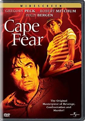 Cover image for Cape fear (Gregory Peck version)
