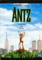 Cover image for Antz