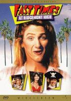Cover image for Fast times at Ridgemont High