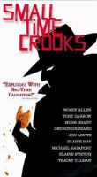 Cover image for Small time crooks