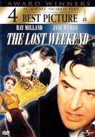Cover image for The lost weekend [videorecording DVD]