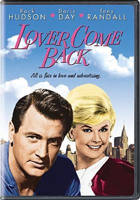 Cover image for Lover come back
