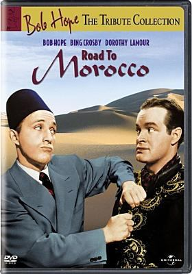 Cover image for Road to Morocco