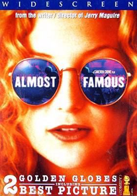 Cover image for Almost famous [videorecording DVD]