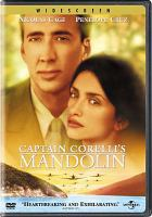 Cover image for Captain Corelli's mandolin